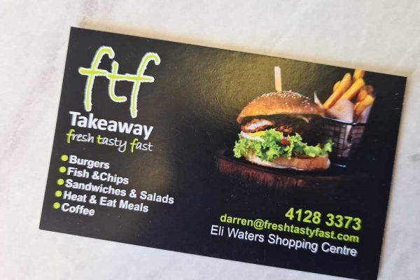 Business-cards-hervey-bay-ftf-takeaway