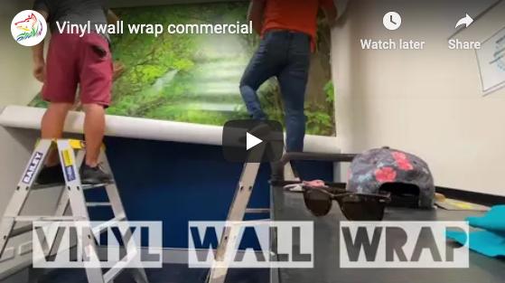 Vinyl Wall Wrap