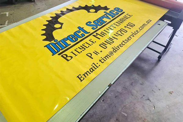 commercial-sign-printed-hervey-bay-bike-maintenance