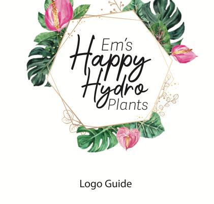 logo-design-hervey-bay-ems-happy-hydro1