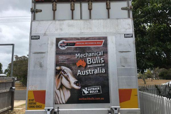 truck-wrap-hervey-bay-bulls-door