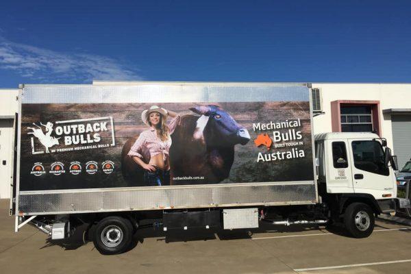 truck-wrap-hervey-bay-outback-bulls