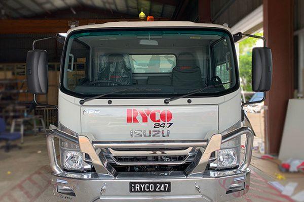 truck-wrap-hervey-bay-ryco-front-truck-sticker-decals