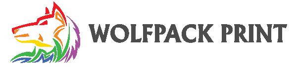 Wolfpack Print